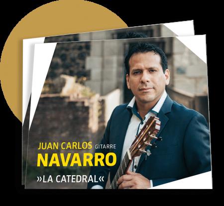 Juan Carlos Navarro Konzertgitarrist aus Dortmund